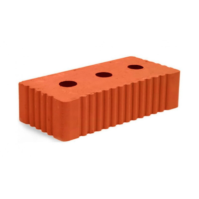 Кирпич керамический цокольный рядовой полнотелый